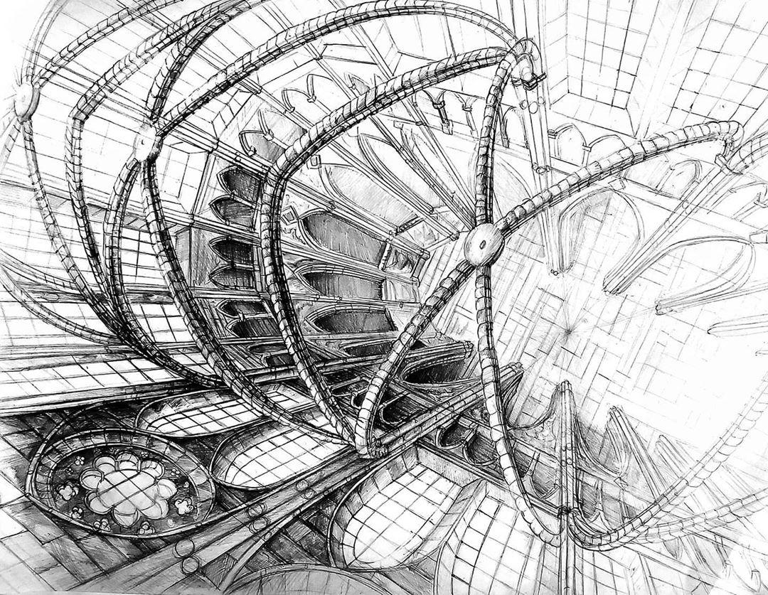 kurs na architekturę katedra gotycka